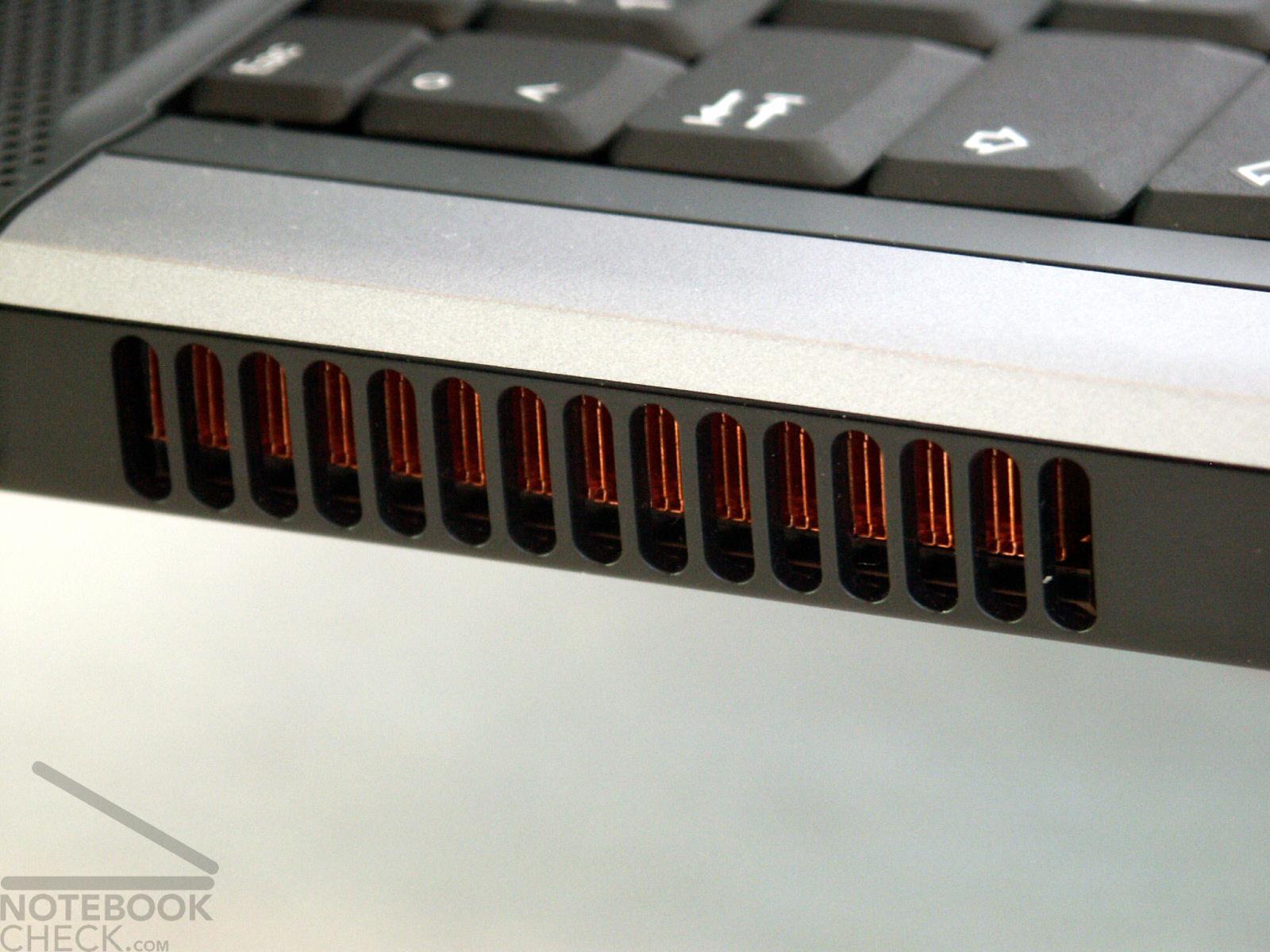 Test Nexoc Osiris E611 - Notebookcheck.com Tests