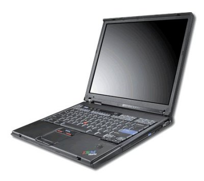 Lenovo / IBM ThinkPad T43P - Notebookcheck.com Externe Tests