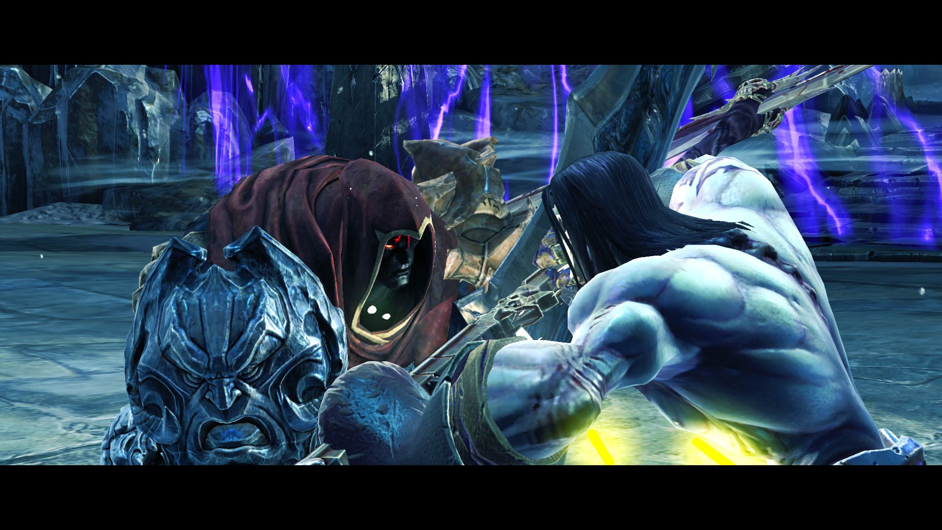 Benchmarkcheck: Darksiders II - Notebookcheck com Tests