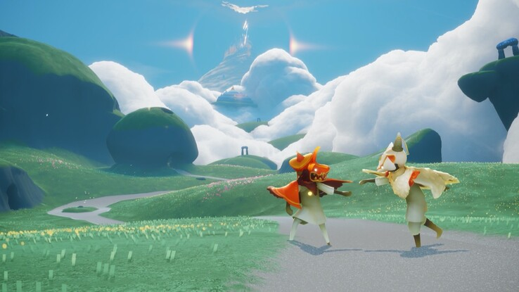 iPhone Game of the Year: Sky: Children of the Light (thatgamecompany)