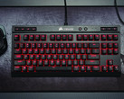 Corsair K63: Mechanische Tenkeyless-Gaming-Tastatur für 80 Euro