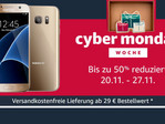 Black Friday: Galaxy S7 bei Amazon für 369 Euro