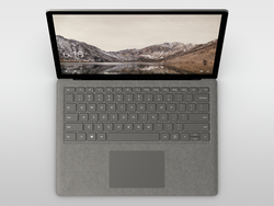 im Test: Microsoft Surface Laptop Core i5