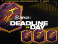FIFA 21: Deadline Day-Paket mit spannenden Boost Items.