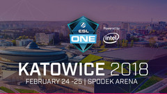 ESL One Katowice 2018: eSports-Teams spielen um Preispool von 1 Million US-Dollar.