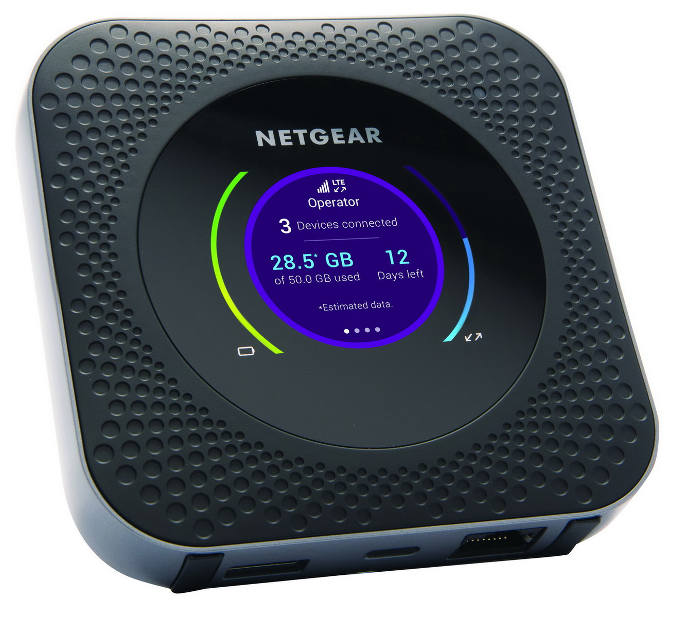 netgear nighthawk m1 mr1100 mobiler gbit lte hotspot. Black Bedroom Furniture Sets. Home Design Ideas