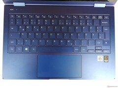 Samsung Galaxy Book Flex 13.3 - Tastatur
