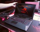 Asus: Chimera ROG G703v-Notebook mit integriertem Xbox One Wireless Controller