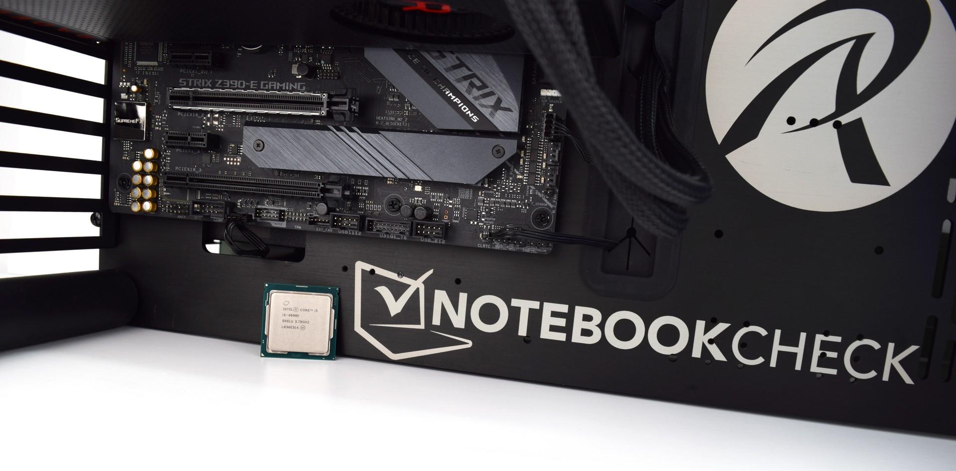 Intel Core i5-9600K - die schnellste 6-Kern-CPU von Intel im
