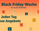 Amazon Black Friday Woche: Deals und Rabatte für Echo, Fire, Kindle und Co.