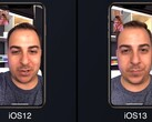 Etwas gruselig, was Apple mit dem Attention Correction-Feature in iOS 13 Facetime anstellt.