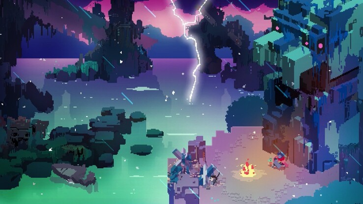 iPad Game of the Year: Hyper Light Drifter (Abylight S.L.)