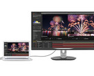 31,5-Zoll-Monitor mit USB-Typ-C-Docking: Philips 328P6VUBREB.