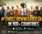 In 100 Ländern Platz 1 in den Download-Charts: PUBG Mobile feiert Winner Winner Chicken Dinner!