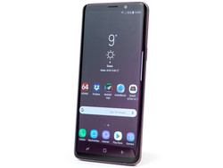 Im Test: Samsung Galaxy S9.