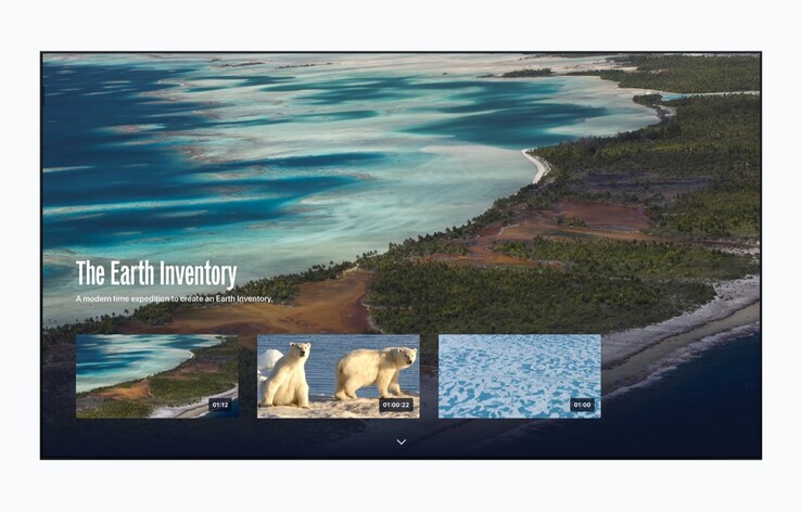 Apple TV App of the Year: The Explorers (The Explorers Network)