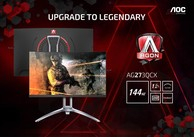 AOC AG273QCX Curved-Gaming-Monitor