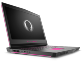 Test Alienware 17 R4 (7820HK, QHD, GTX 1080) Laptop