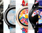Huawei Honor MagicWatch 2 Smartwatch als bunte Limited Edition.