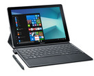 Das Windows 2-in-1-Tablet Samsung Galaxy Book im Launch-Film.