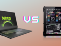 Laptop vs Desktop-PC