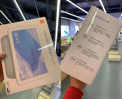 Xiaomi: Leak zeigt Smart Display Speaker Pro 8.