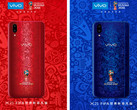 Fußball-WM: Vivo X21 FIFA World Cup Edition Smartphone.