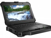 Test Dell Latitude 7424 Rugged Extreme (i7-8650U, RX540) Laptop