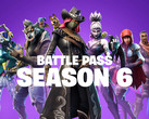 Fortnite Season 6 Batte Pass und Ankündigungstrailer.