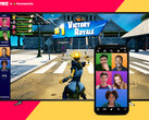 Fortnite: Videochats in Housparty-App für PlayStation (PS4/PS5) und PC.
