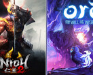 Spielecharts: Nioh 2 und Ori and the Will of the Wisps begeistern die Konsolen-Fans.
