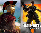 Platz 1 für Call of Duty: Black Ops 4 und Assassin's Creed Odyssey in den Game-Charts