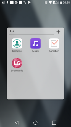 Software LG X power2