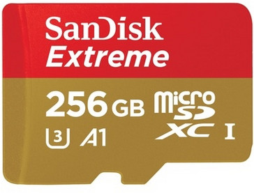 SanDisk Extreme 256 GByte