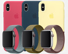 Apple iPhone Xs und Apple Watch: Neue Cases und Bänder.