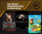 Origin Access: 8 neue Games für August.