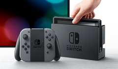 Die Nintendo Switch (Quelle: Nintendo)