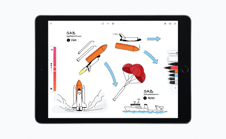 iPad App of the Year: Flow by Moleskin (Moleskin)