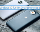 Windows 10 Mobile: Microsoft gibt Upgrade für Smartphones frei