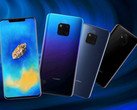 Marketingmaterial zu Huawei Mate 20 und 20 Pro geleakt.