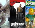 Sales Award: Monster Hunter World, Wolfenstein II The New Colossus und Lego Worlds.