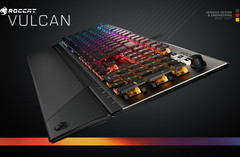 Roccat launcht neue Gaming-Keyboards: Vulcan 80, Vulcan 100 Aimo und  Vulcan 120 Aimo.