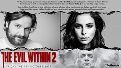 The Evil Within 2: Heute Live-Party zum Launch mit Gronkh auf Twitch