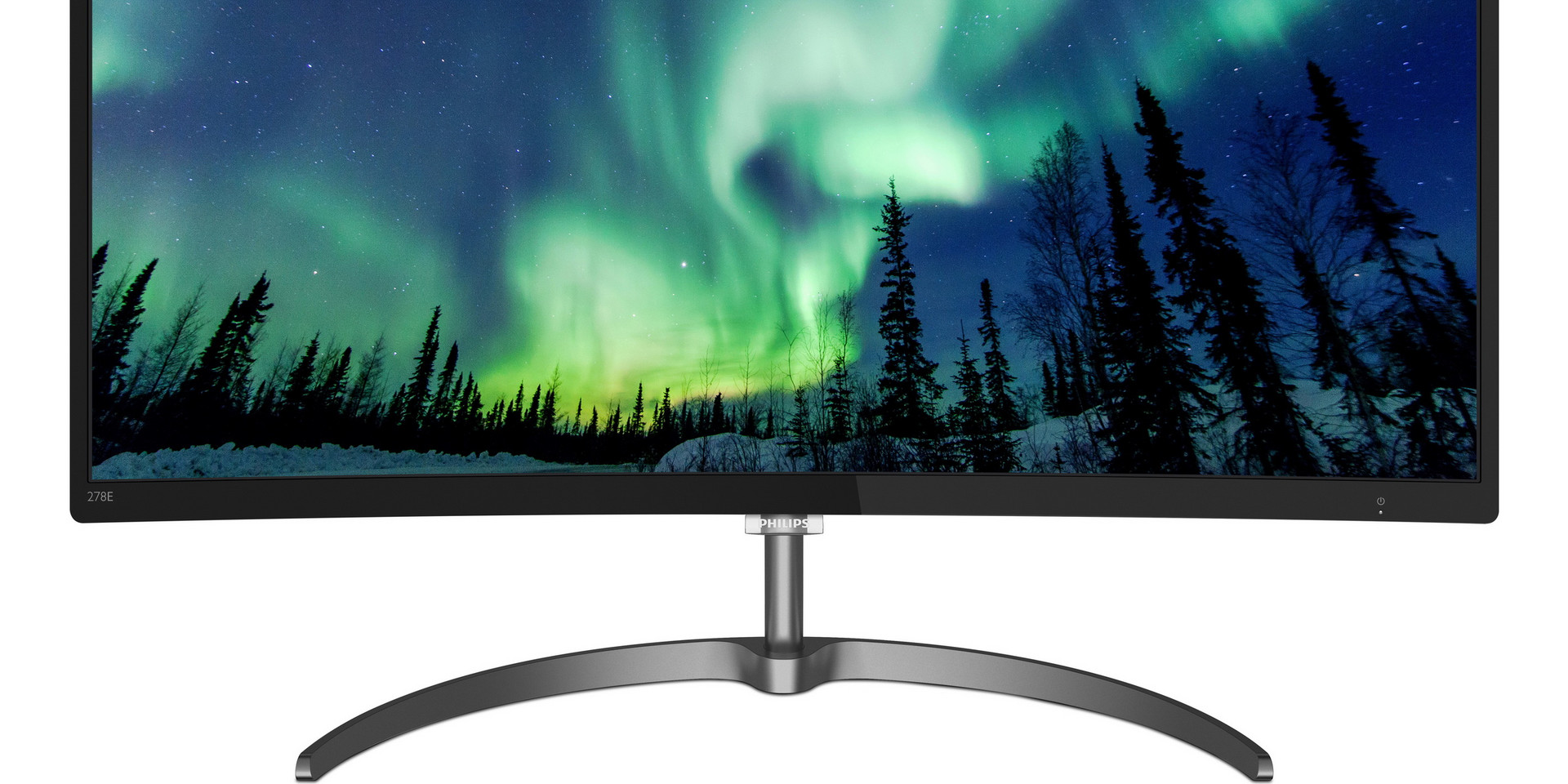 philips 278e8qjab 27 zoll curved monitor mit erweitertem. Black Bedroom Furniture Sets. Home Design Ideas