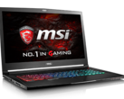 Test MSI GS73VR 7RG (i7-7700HQ, GTX 1070 Max-Q, FHD) Laptop