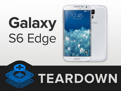 Teardown: Samsung Galaxy S6 Edge zerlegt