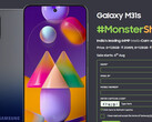 Samsung Galaxy M31s Indien-Launch: Monster Shot und 6.000-mAh-Akku an Bord.