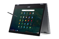Neues performantes Chromebook Acer Chromebook 13 Spin