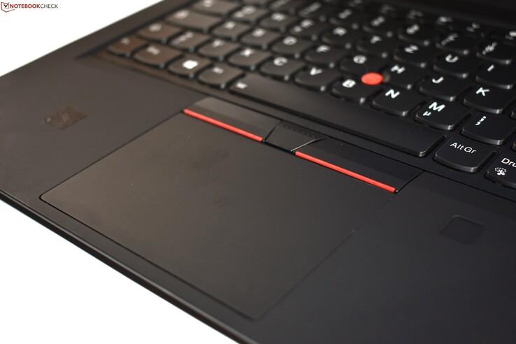 Lenovo ThinkPad Ultranav: Touchpad plus TrackPoint
