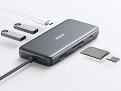 Anker kündigt 7-in-1 USB-C-Hub mit 100 Watt Power Delivery an.